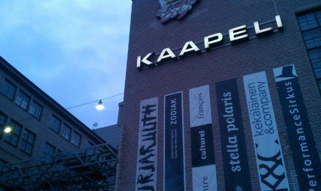 kaapeli = es-nokia culture space